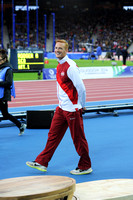 Gregory Rutherford, Mens Long Jump Medal Ceremony _86854