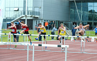 U20 Men 110m Hurdles  _ 92231