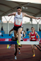 Men Steeplechase _ Manchester International _ 131701