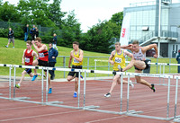 U20 Men 110m Hurdles  _ 92233