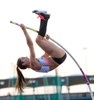 Jade Ive _ Women Pole Vault _ Manchester International _ 133607