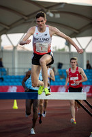 Men Steeplechase _ Manchester International _ 131700