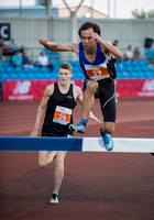 Men Steeplechase _ Manchester International _ 131697