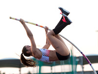 Jade Ive _ Women Pole Vault _ Manchester International _ 133606