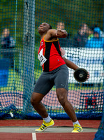 Forrest Francis _ Discus _  64785