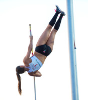 Jade Ive _ Women Pole Vault _ Manchester International _ 133611