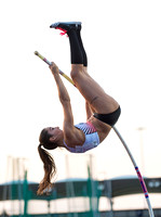 Jade Ive _ Women Pole Vault _ Manchester International _ 133608