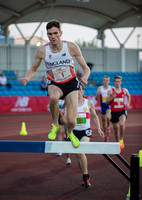 Men Steeplechase _ Manchester International _ 131690