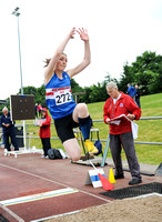 Snr Women Long Jump _ 90229