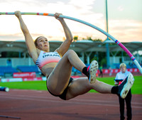 Jade Ive _ Women Pole Vault _ Manchester International _ 133602