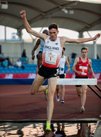 Men Steeplechase _ Manchester International _ 131703