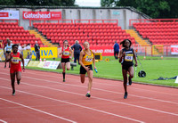 Daryll Neita _ Inter Girls 4x100m Relays _188478