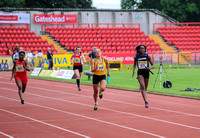 Daryll Neita _ Inter Girls 4x100m Relays _188477