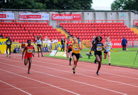 Daryll Neita _ Inter Girls 4x100m Relays _188476
