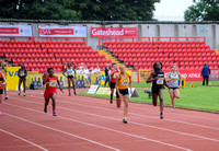 Daryll Neita _ Inter Girls 4x100m Relays _188475