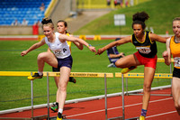 Charlotte Connell _ Junior Girls 75m Hurdles _191132