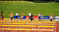 Amber Griffiths _ Junior Girls 75m Hurdles _191122
