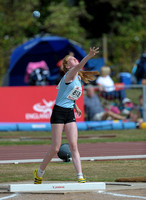 U15 Girl Shot Put _ 147412