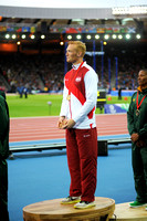 Gregory Rutherford, Mens Long Jump Medal Ceremony _86893