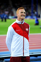 Gregory Rutherford, Mens Long Jump Medal Ceremony _86861