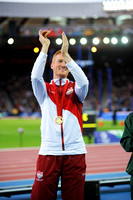 Gregory Rutherford, Mens Long Jump Medal Ceremony _86909