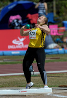 U15 Girl Shot Put _ 147341