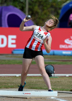 U15 Girl Shot Put _ 147329