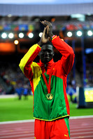 Kirani James, Mens 400m Medal Ceremony  _89329