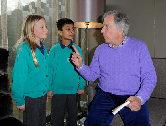 Hannah Bartrum- Carter _ Yash Tailor _ Henry Winkler _NEW_4063