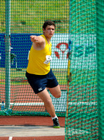 James Lasis _ Senior Boys Discus _190631