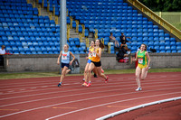 Senior Girl 400m Heat _ 17420