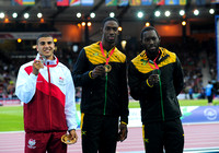 Adam Gemili  _ Kemar Bailey-Cole _ Nickel Ashmeade_ 28804
