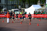 Virgin Money London Marathon 2017 Mini Marathon Team Black