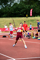 Junior Boys Javelin _ ESAA 2017 278625