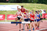 Senior Boys 2000m Steeplechase _ 14997