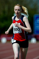 Francesca Ashworth _ 800m  _  64245