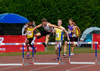 U17 Men 400m Hurdles _ 137476