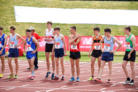 Senior Boys 2000m Steeplechase _ 14978