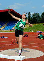 Inter Girl Shot Put