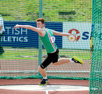 Daniel Fleming _ Junior Boys Hammer _ 194110
