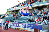 Inter Girls Pole Vault _ 17973