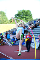 Inter Girls Pole Vault _ 17978
