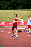 Junior Boys Javelin _ ESAA 2017 278620