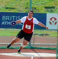 Joe Rees _ Junior Boys Hammer _ 194088
