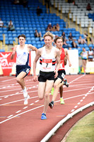 Inter Boys 3000m  _ English Schools 2017 18400