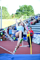 Inter Girls Pole Vault _ 17977
