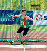 Daniel Fleming _ Junior Boys Hammer _ 194112
