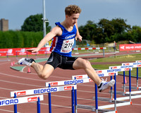 U17 Men 400m Hurdles _ 137470