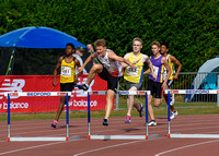 U17 Men 400m Hurdles _ 137477