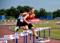U17 Men 400m Hurdles _ 137458